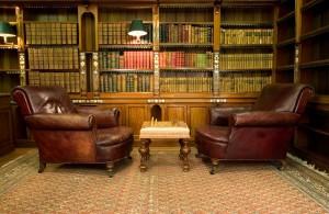 The Inklings Vintage Reading Room